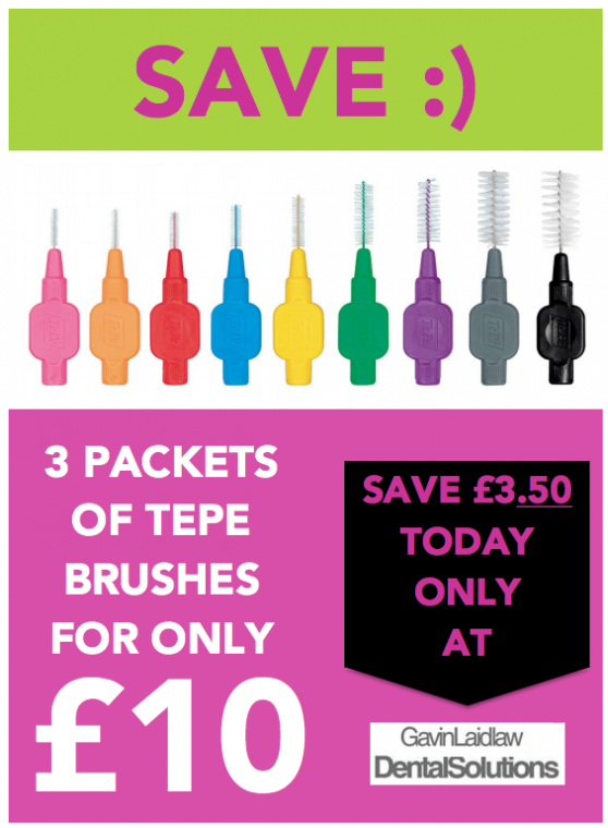 Tepe Brushes Offer