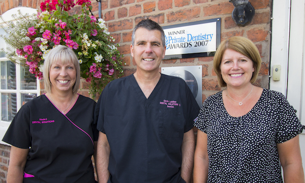 Gavin and the team at Dental Solutions