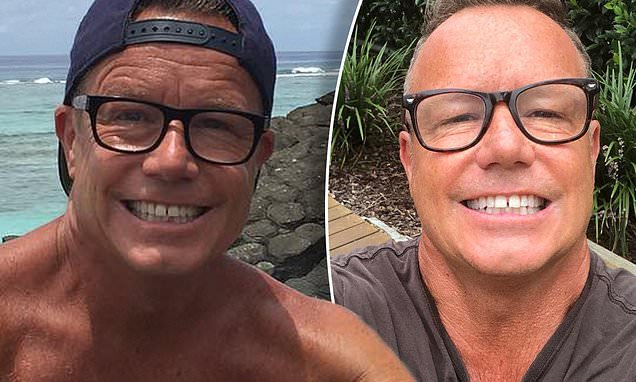 TV weatherman Tim Bailey, 56 is suspected to have undergone botox treatment